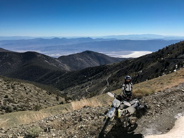 2017-05-04 Wildrose to Lake Isabella
