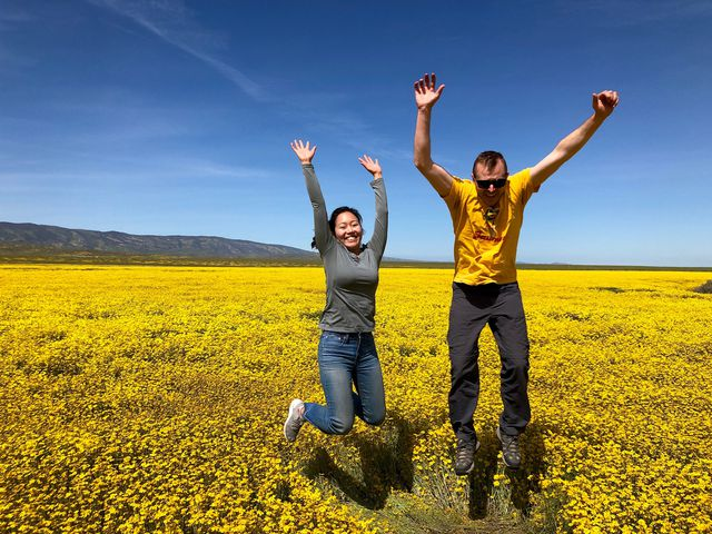 2019-04-06 Carrizo Plain National Monument